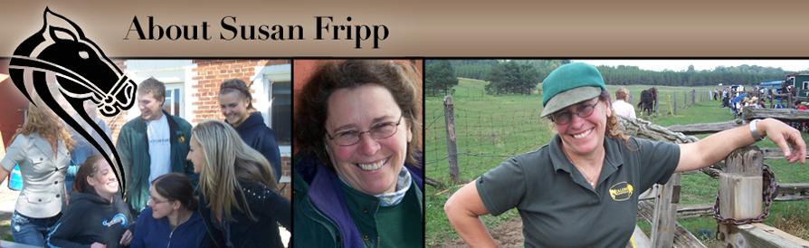 Meet Susan Fripp